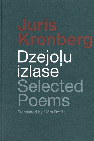 Dzejoļu izlase. Selected Poems