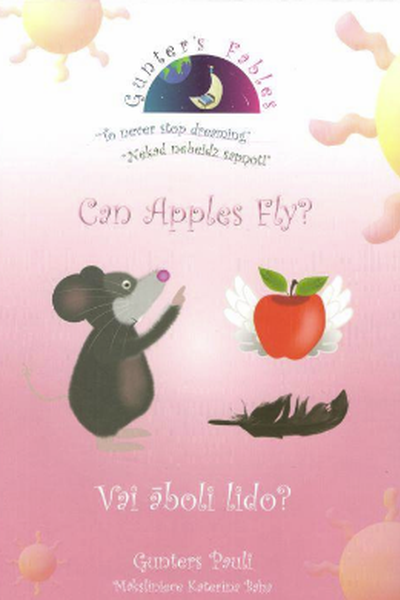 Can Apples Fly? / Vai āboli lido?