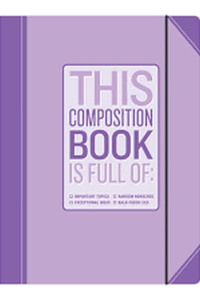 Klade - Important Topics Composition Notebook