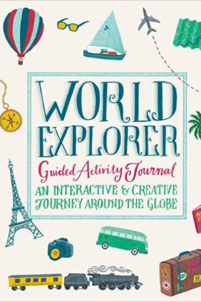World Explorer. Guided Activity Journal