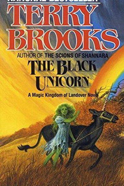 The Black Unicorn. Book two: The Magic Kingdom of Landover
