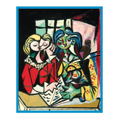 Puzle - Picasso Two Girls Reading 200