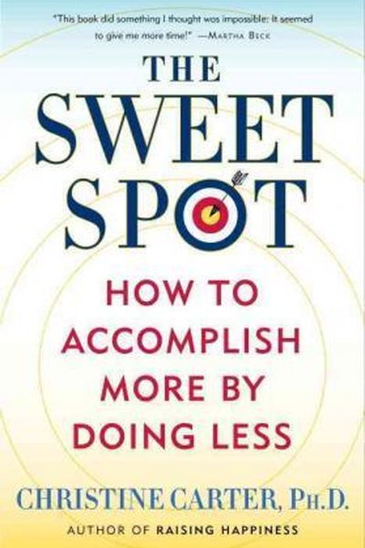 The Sweet Spot. How to Accomplish More