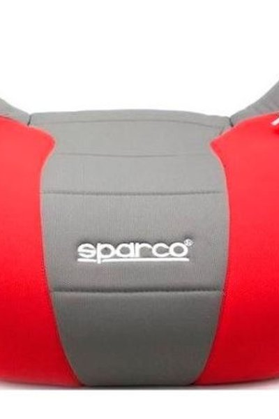 Sparco F100K Red/gray (F100KRDGR) 15-36 Kg