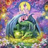 Puzle- St Dragon in The Forest 500