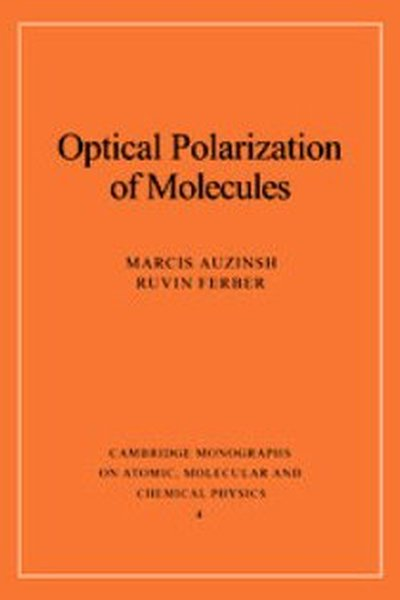 Optical Polarization of Molecules