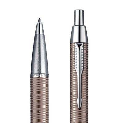 Pildspalva - Parker IM Premium Vacumatic Brown Shadow CT