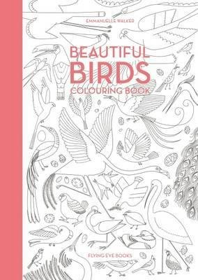 Beautiful Birds: Colouring Books