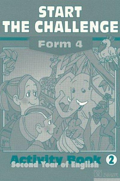 Start the Challenge F-4.2 Activity book 2