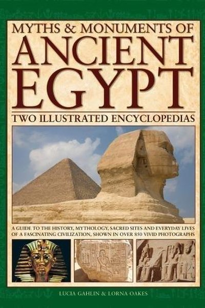 Slipcase Myths & Monuments  Ancient Egypt