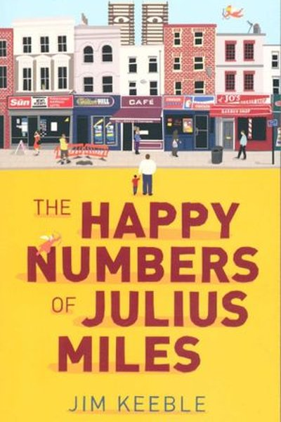 The Happy Numbers Of Julius  Miles - Jim Keeble - B/Format