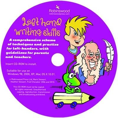 Left Hand Writing Skills: Combined CD-ROM