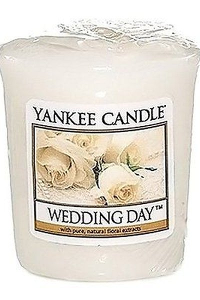 "Svece ""Classic Votive Wedding  Day Candle"""