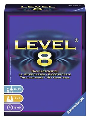Ravensburger spēle Level 8