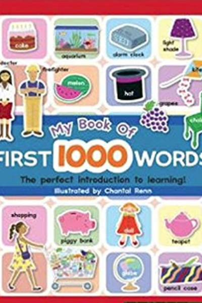 My Book Of First 1000 Words